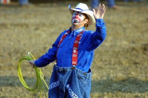 Rodeo Clown 1